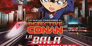 Descargar Gratis Detective Conan: La bala escarlata PELICULA Online  COMPLETA en ESPAÑOL'LATINO  