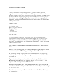 example of a business cover letter template example of a business cover letter