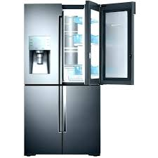 outstanding sub zero refrigerator glass door charming freezer residential