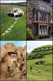 cheap underground homes concrete house buried under artificial sand dunes  roof premade home ideas trendir earth ...
