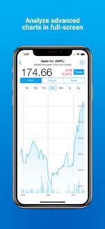 Stocks Pro App Stock Tracker On The App Store
