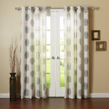 Printed Curtains Living Room Curtain Cheap Amazon Window Curtains Contemporary Styles Short