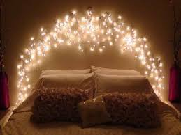 Image of: decorative string lights for bedroom style