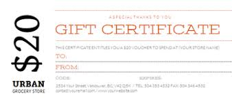 Make Your Own Gift Certificate Templates Free Design Your Own Printable Gift Vouchers Download Them Or Print