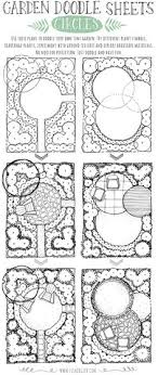 Small Picture Free garden doodle sheets Click on image in post to download a