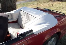 How to Install the TMI Convertible Top Boot in your 1983-1989 ...