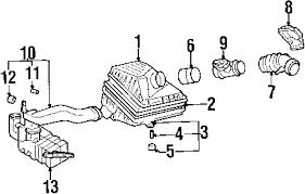 parts com® hyundai sonata engine appearance cover oem parts diagrams 2001 hyundai sonata gls v6 2 5 liter gas engine appearance cover