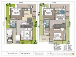 south facing duplex house plans modern homes zone hyderabad for site india west north east