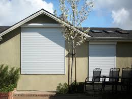 Rolling Exterior Shutters European Rolling Shutters ERS - Exterior shutters dallas