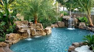 beautiful pools with waterfalls. Brilliant Pools Swimming Pool Waterfalls Inside Beautiful Pools With Waterfalls U