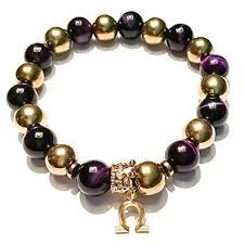 stonez omega psi phi beaded bracelet