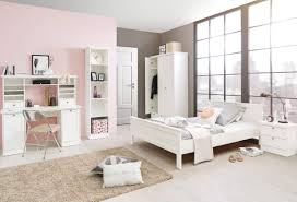 Jugendzimmer Stockholm Schlafzimmer Im Landhausstil Weiß Set 3