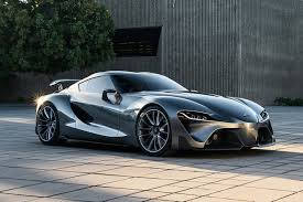 the New Toyota Supra Actually Get a Twin-Turbo Lexus V6?