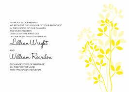 Printable Wedding Invitations Templates