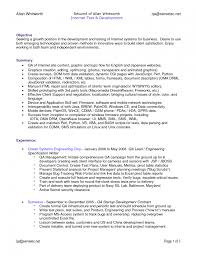Manual Testing Sample Resume 9 Fresher Cv With Resumes For 3 Years