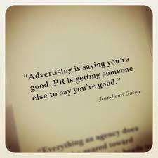 Pr Quotes