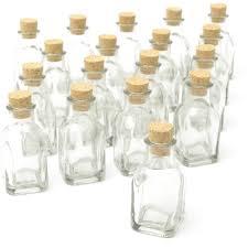 gartner studios cork top favor jars 18pk