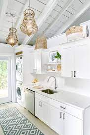 75 Beautiful Small Coastal Kitchen Pictures Ideas April 2021 Houzz