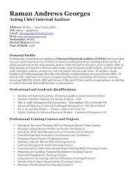 Resume Personal Profile Resume Debnamcareyweb Worksheets For