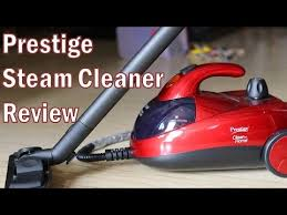 How to use Prestige Clean Home Dynamo Steam Cleaner