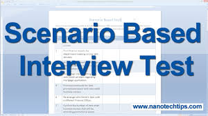 interview questions and answers scenario based test in tray interview questions and answers scenario based test in tray testing