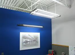 modern hanging fluorescent light fixture and wall mounted fluorescent light full size home office ceiling light fixtures office ceiling light fixtures