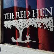 Resultado de imagen para The Red Hen lexington virginia logo