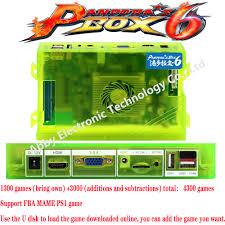 <b>Classic design arcade game</b> controller with jamma multi game ...