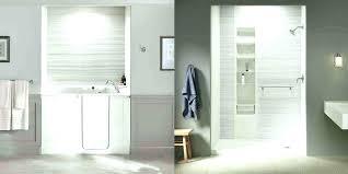 walk in tub and shower walk in bathtub with shower walk in bath bath or shower walk in tub and shower bathtubs