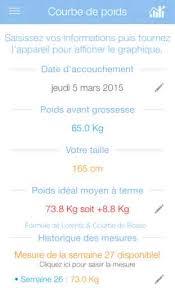 Babybox Calendrier Agenda De Grossesse Application Ios