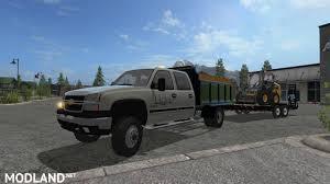 All Chevy chevy 2006 : 2006 Chevy Silverado Dumptruck v 1.0 mod Farming Simulator 17
