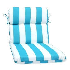 pillow perfect outdoor chair cushions turquoise cabana stripe rounded corners cushion blue pillow perfect outdoor chair cushions