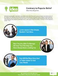 a brochure design psds importance of a4 brochure design template psd
