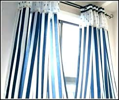 green and white curtains ticking stripe shower curtain navy blue and white striped curtains s green