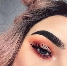 beautiful eye makeup and pale image beauty stylish eye makeup designs