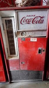 Original Coke Vending Machine Stunning Vintage Coca Cola Machine Vendo 48 Coke Soda Original Needs
