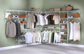rubbermaid wardrobe organizer lovely wire closet shelving installation installing inspirational organizers beautiful design ideas of