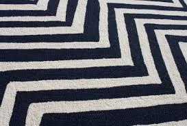 navy chevron rug target