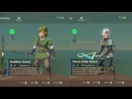 Unreleased Zelda Amiibo Unlock Special Costumes In Breath Of