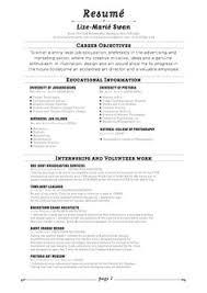 ... Sensational Design How To Write A Resume For College 15 Resume ...