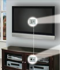 tv wire concealment wizardinstallations tv wall mount shelf cable box
