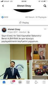 Ahmet Onay'ın 15 Temmuz'dan 20 gün önce paylaştığı mesaj çok şey anlatıyor!