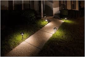 Garden outdoor lighting Amazing Path Lights Are An Important Type Of Landscape Lighting Fixture Used To Illuminate Paths And Emphasize Furniture Decor And Interior Design 75 Brilliant Backyard Landscape Lighting Ideas 2019