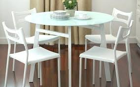 white round dining room table sets round kitchen dining sets retro coaster and dining small kitchen