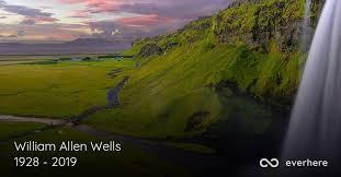 William Allen Wells Obituary (1928 - 2019) | Grants Pass, Oregon