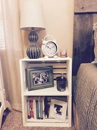 wood crate furniture diy. I Need To Make This Wood Crate Nightstand! Furniture Diy T