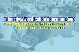 the irs integrity and verification
