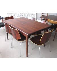 danish furniture companies. vintage rosewood extension table by skovby danish furniture companies