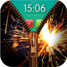 Find your perfect nature wallpaper for your phone, desktop, website and more! Amazon Com Fireworks Zipper Lock Wallpaper Zip Lock Screen Appstore For Android