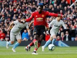 Man utdmanchester united2west hamwest ham united1. Live Commentary Manchester United 2 1 West Ham United As It Happened Sports Mole